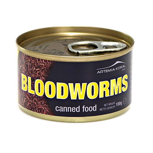 Canned Food - Bloodworm