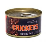 Canned Crickets
